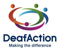 Deaf Action's Employability Service Logo