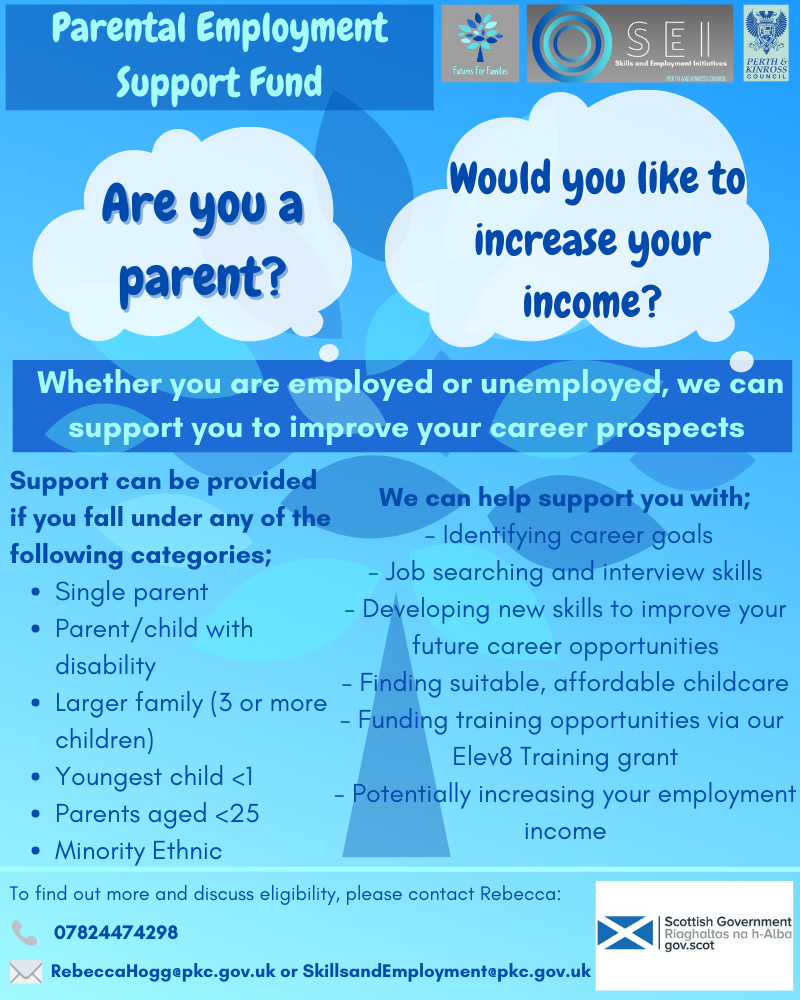 Parental Employment Support Fund Project