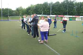 Health and Wellbeing (Archery)